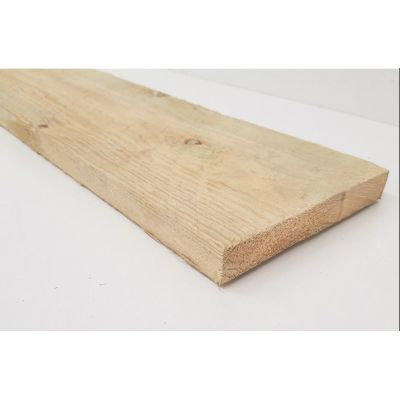 Sawn boards Pair 195x22mm 8x1 - Length: ...
