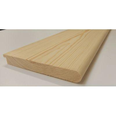 TEST 1495x600x27mm Pine Board - Width (in): ...