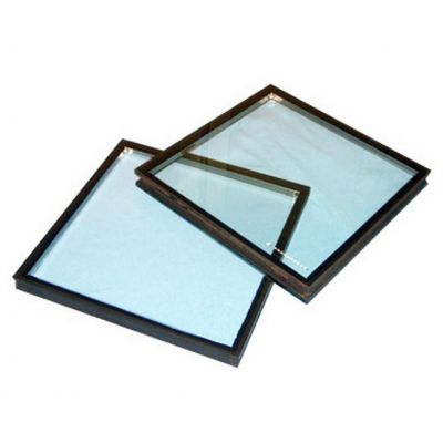 Glass for the unglazed Doors