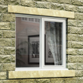 Plain Casement Windows