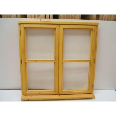 1195x895mm Horizontal Bar Timber Window -WH209CC...