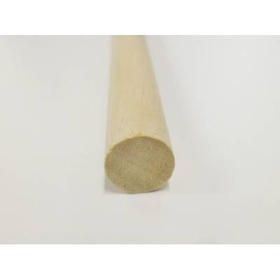Dowel 12mm hardwood decorative trim moulding 2.4m beading wo...