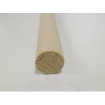 Dowel 15mm hardwood decorative trim moulding 2.4m beading wooden timber edging