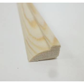 15x9mm Glass Bead Pine