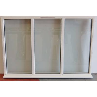 Wooden Timber Softwood Window Direct Glazed 1770x1200mm (176...