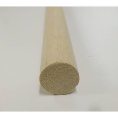 Dowel 18mm hardwood decorative trim moulding 2.4m beading wo...