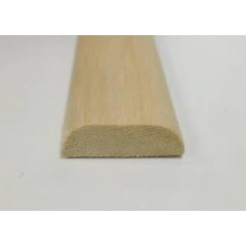 18x6 D Mould Hardwood 2.4m