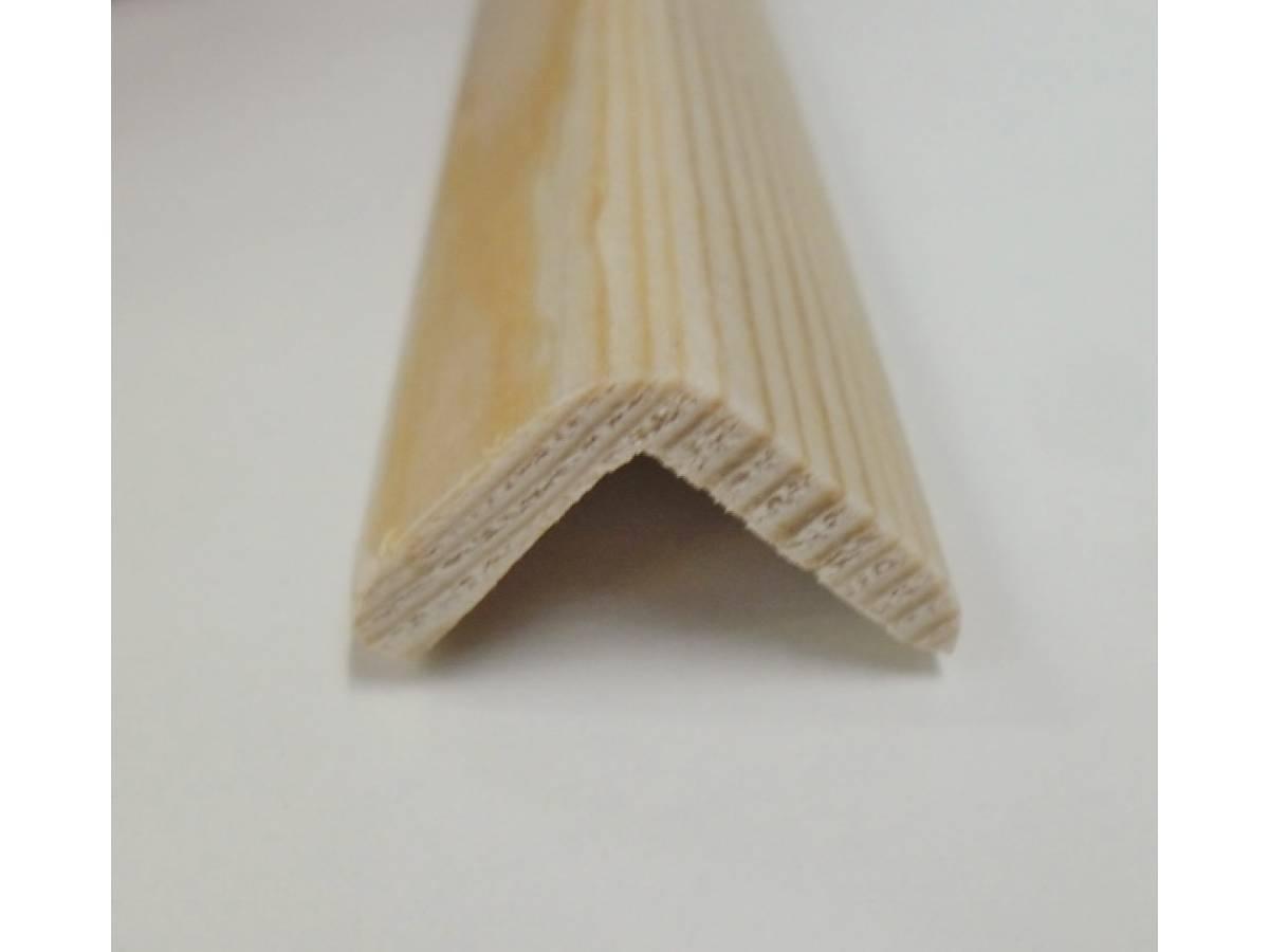 angle pine cushion corner trim moulding 20x20mm 2 4m bead