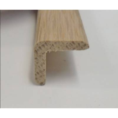 Angle Oak cushion corner trim moulding 20x20mm 2.4m beading ...