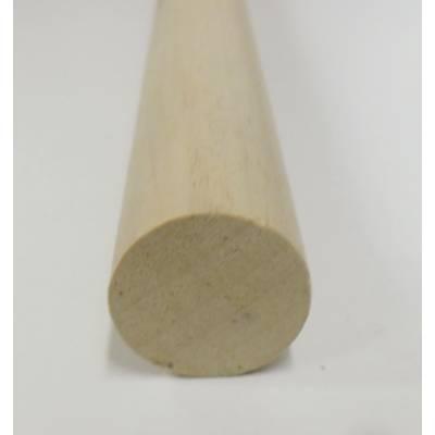 Dowel 28mm hardwood decorative trim moulding 2.4m beading wooden timber edging