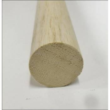 Dowel 31mm hardwood decorative trim moulding 2.4m beading wooden timber edging