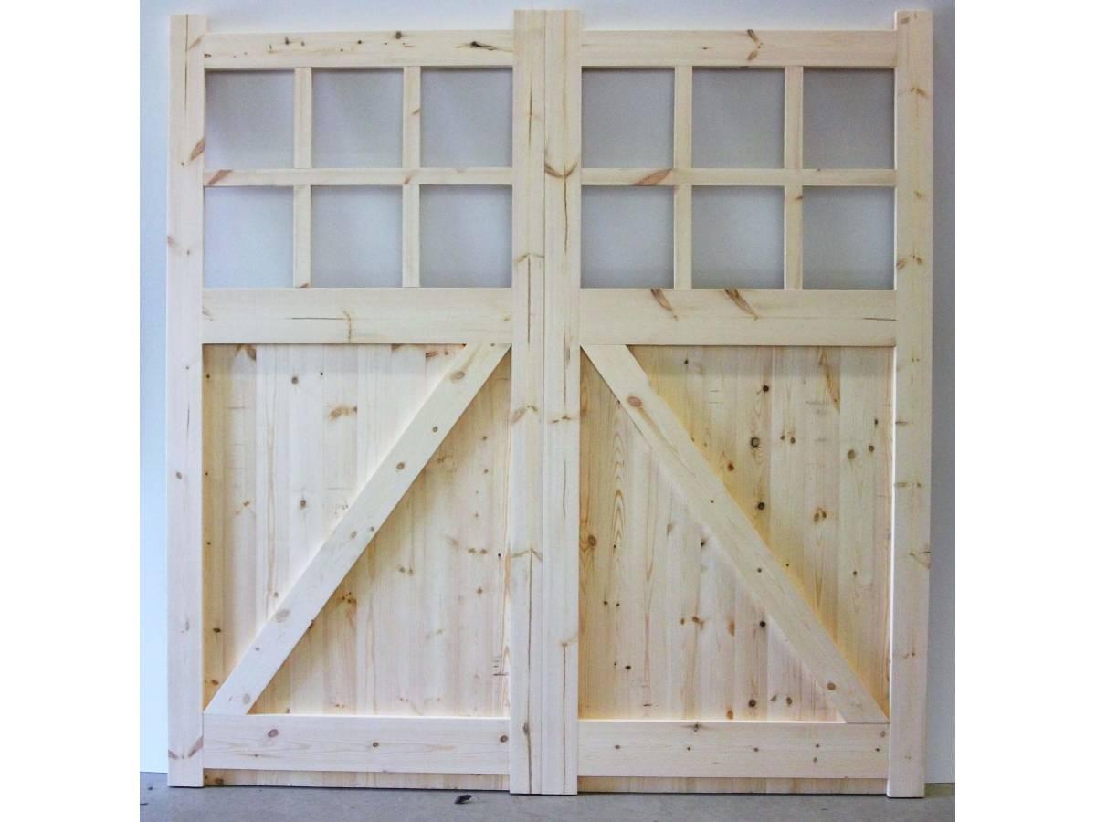 Timber garage doors apertured side hung pair glazing un glazed wooden timber garage doors apertured side hung pair glazing un glazed glass flb rubansaba