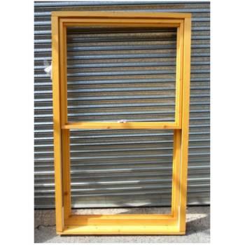 Wooden Timber Softwood Window Sliding Sash 1170x1950mm AUC910