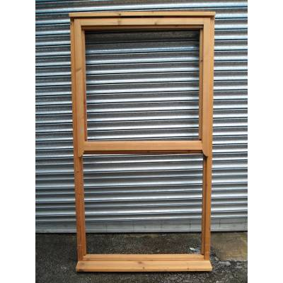 Wooden Timber Mock Sash Regency Casement Window 1050x1935mm ...