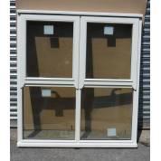 Mock Sash Regency Casement 1355x1495mm AUC164 Wooden Timber Window (1337x1495)
