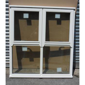 Wooden Timber Window Mock Sash Regency Casement 1355x1495mm AUC164  (1337x1495)
