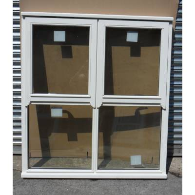 Mock Sash Regency Casement 1355x1495mm AUC164 Wooden Timber ...