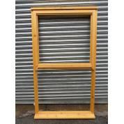 Mock Sash Regency Wooden Timber Softwood Stormproof Window 1090x2000mm AUC499