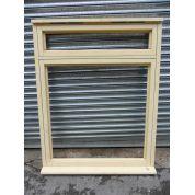 Hardwood Window Conservation Flush Casement 1180x1495mm AUC518 (1195x1495)