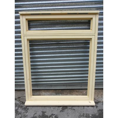 Hardwood Window Conservation Flush Casement 1180x1495mm AUC5...