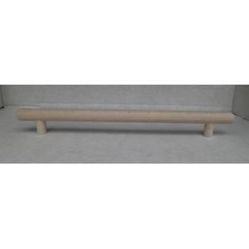 Beech T-Bar 285mm Cupboard Cabinet Knob Handle Door Drawer Wooden Timber