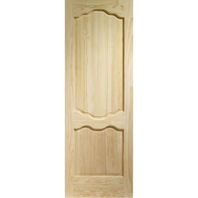 Pine Louis Internal Door Wooden Timber Interior - Door Size,...