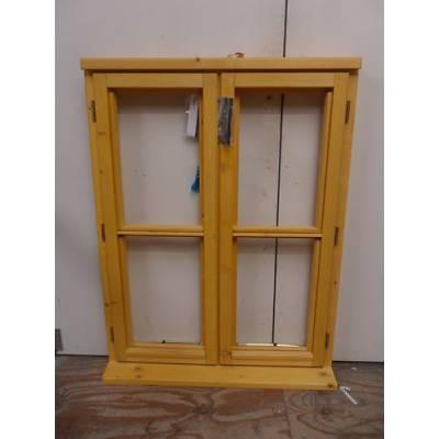 910x1195mm Horizontal Bar Timber Window - WH2N12CC...