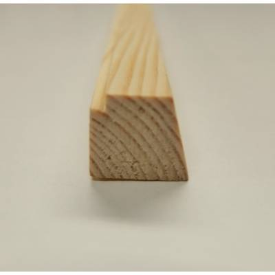 18x15mm Wooden Softwood Pine Beading Timber Window Jeld-Wen ...