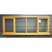 2334x895mm Plain Casement Timber Window - W409CMC