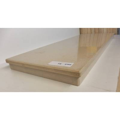 Cream Beige Granite Hearths Hearth for Fire Surrounds 1220x3...