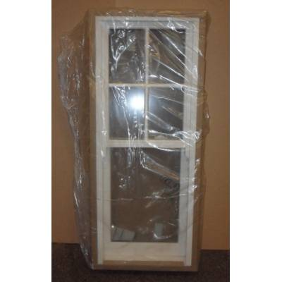Wooden Timber Window Sliding Sash Cottage 630x1500mm NAT021...