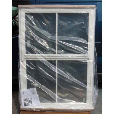 Double Glazed Regency Mock Sash Wooden Timber Window 1195x16...