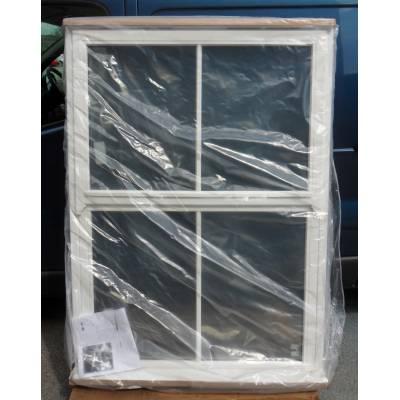 Double Glazed Regency Mock Sash Wooden Timber Window 1195x16...