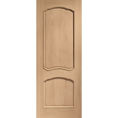Oak Louis Raised Mouldings Internal Door Wooden Timber Inter...