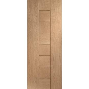 Oak Messina Internal Fire Door Wooden Timber Interior