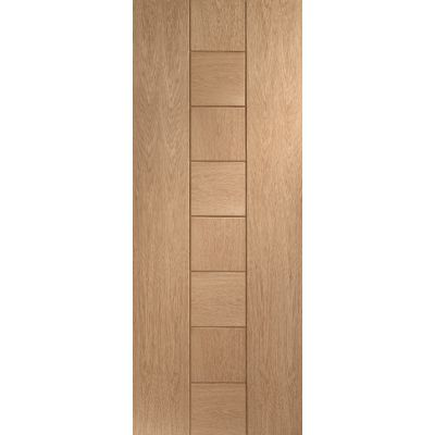 Oak Messina Internal Door Wooden Timber Interior - Size, HxW...