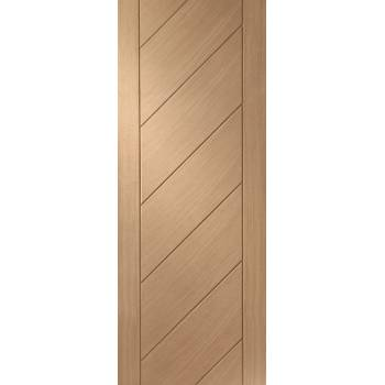 Oak Monza Internal Door Wooden Timber Interior