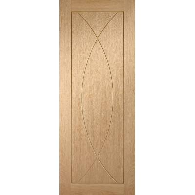 Oak Pesaro Internal Door Wooden Timber Interior - Size, HxW:...
