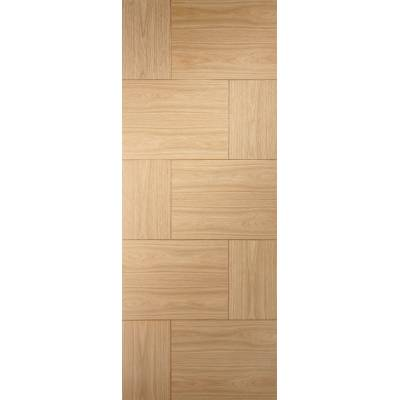 Oak Ravenna Internal Door Wooden Timber Interior - Size, HxW...