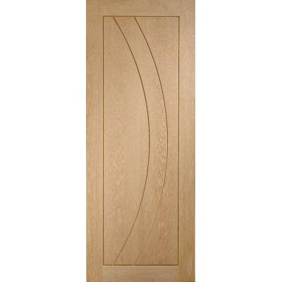 Oak Salerno Internal Door Wooden Timber Interior - Size, HxW...