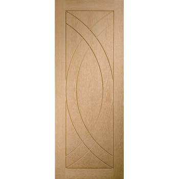 Oak Treviso Internal Door Wooden Timber Interior