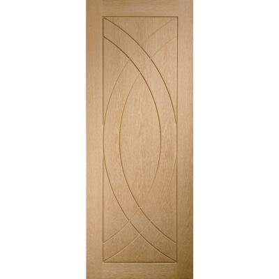 Oak Treviso Internal Door Wooden Timber Interior - Size, HxW...