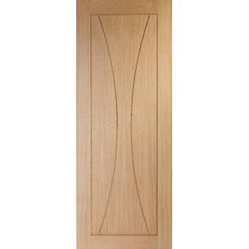 Oak Verona Internal Fire Door Wooden Timber Interior
