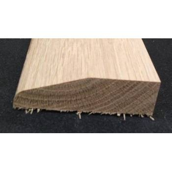 "69x20mm 3"" Chamfer Architrave Timber American White Oak Hardwood Wooden"