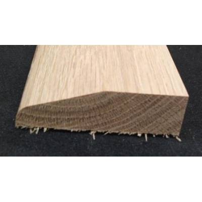 "69x20mm 3"" Chamfer Architrave Timber American White Oak..."