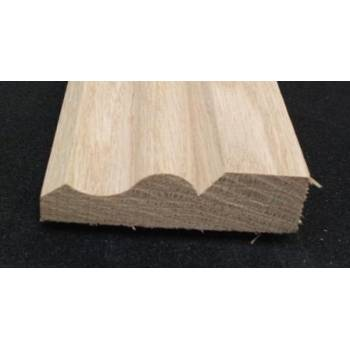 69mm Ogee Oak Architrave