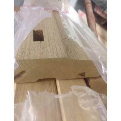 External Oak Effect Door Frame and Sill Timber Wooden - Size...