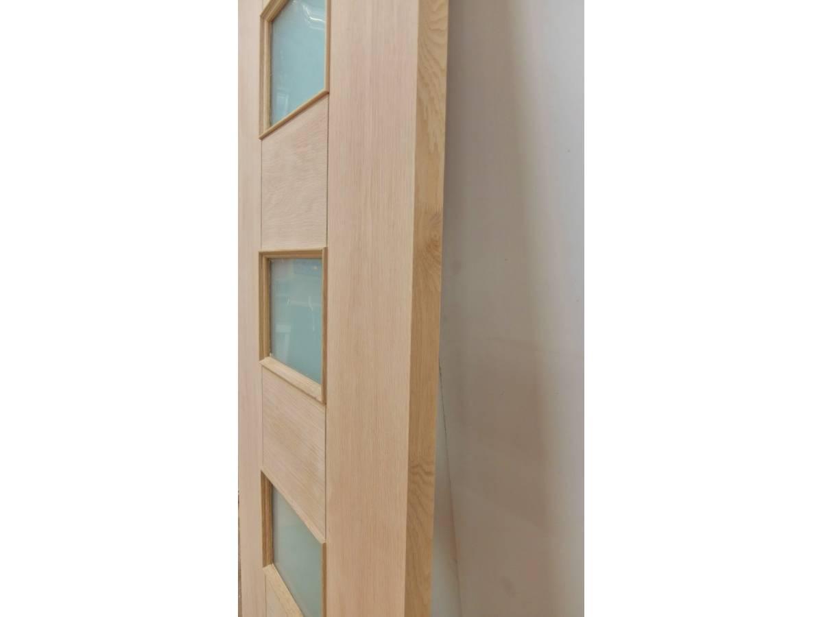 Engineered oak pablo external double glazed door 78x33 for External double doors