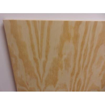 Pine Veneered MDF 6mm or 18mm Various Sheets Sizes - Size: ...
