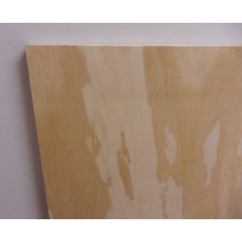 Elliotis Pine Ply 18mm External Softwood Shuttering 8x2' 2440x608mm Plywood Wood